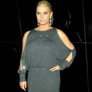 Jessica Simpson Attends Ny Fashion Week