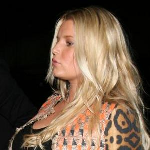 Jessica Simpson's Weight Struggles