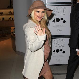 Jessica Simpson launched limited-edition maternity line