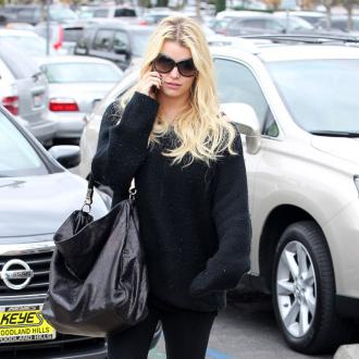 Jessica Simpson 'Anxious' To Slim Down