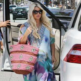 Jessica Simpson's daughter not left out
