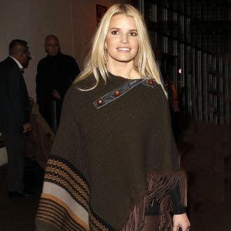 Jessica Simpson Reaches Target Weight