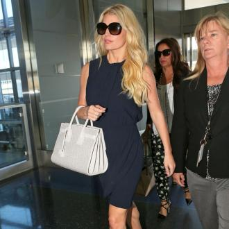 Jessica Simpson Bans Cameras From Wedding