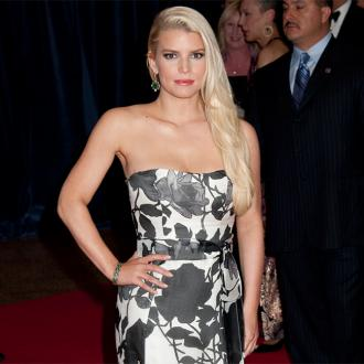 Jessica Simpson Is 'Proud' Of Weight Loss