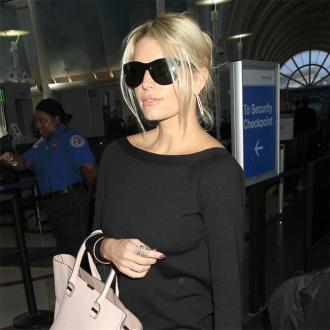 Jessica Simpson 'obsessed' with her hair