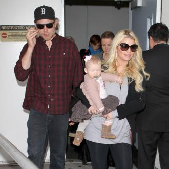 Jessica Simpson Besotted With Daughter Maxwell