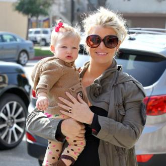 Jessica Simpson's Carnival Birthday Bash For Daughter