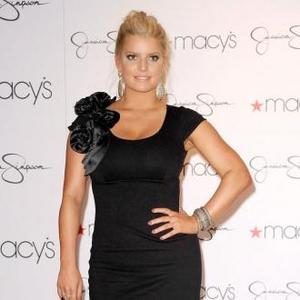 Jessica Simpson Planned Gypsy Nursery For Baby