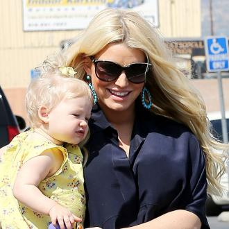 Jessica Simpson Besotted With Her Daughter