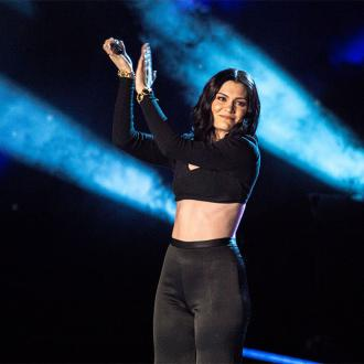 Jessie J took a break to heal her own wounds