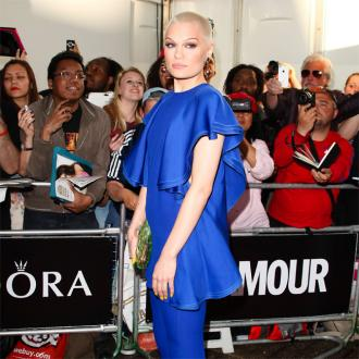 Jessie J Colour Co-ordinates Her Wardrobe