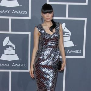 Jessie J Had Weighty Grammy Dress