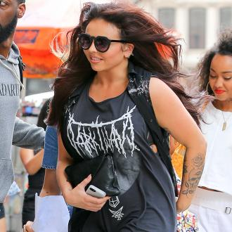 Jesy Nelson spotted on double date with Perrie Edwards in Paris