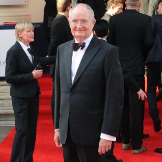 Jim Broadbent favours Christmas pudding