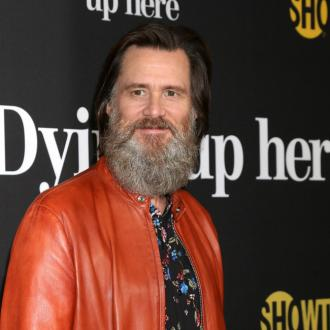 Jim Carrey Has No Worries