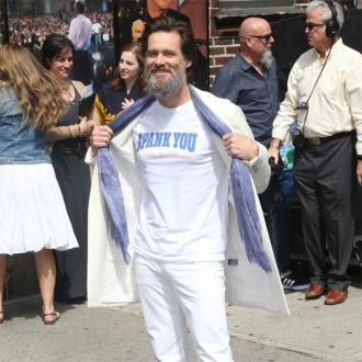 Jim Carrey channels his 'pain' through his career