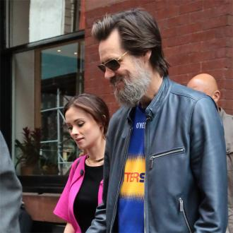 Jim Carrey meets with family of tragic ex