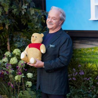 Jim Cummings is proud to voice Winnie the Pooh