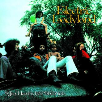 Jimi Hendrix Experience's Electric Ladyland 50th anniversary re-issue