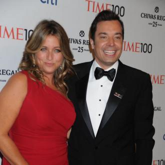 Jimmy Fallon Welcomes Baby Daughter