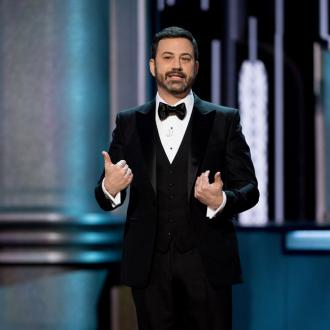 Jimmy Kimmel jokes about Oscar gaffe