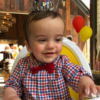 Jimmy Kimmel pays sweet tribute to son on his first birthday