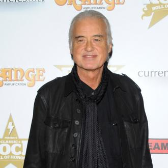 Jimmy Page 'blessed' to still have good hearing