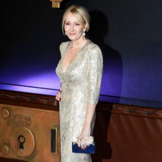 JK Rowling visits museum of magic