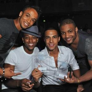 Jls Record With Rochelle