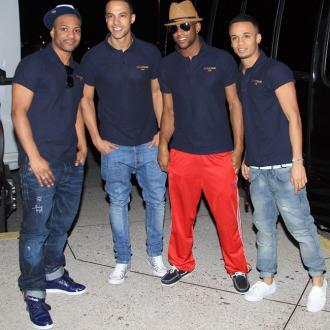 JLS won't reunite