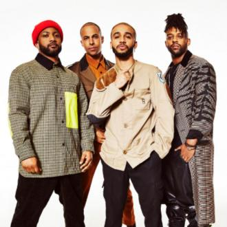JLS make reunion pledge