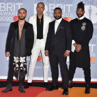 JLS ditching 'Power Rangers' style