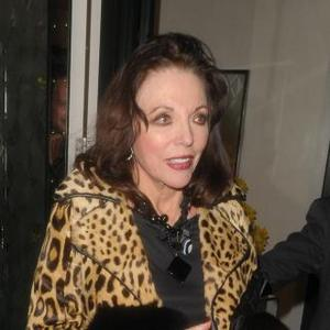 Joan Collins Praises 'Smooth' Diddy