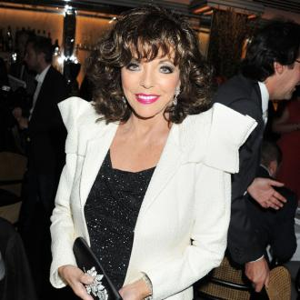 Joan Collins Says Her Husband Is The Boss