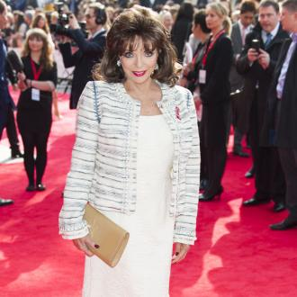 Joan Collins' Age Concerns