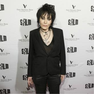 Joan Jett inspired by Marc Bolan