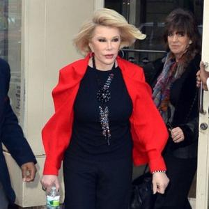 Joan Rivers Pleased Daughter Is Dating Porn King