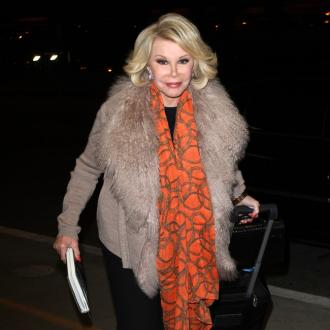 Joan Rivers Has To Look Good Because Of Fashion Police