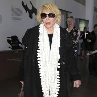 Joan Rivers Is 'Resting Comfortably'