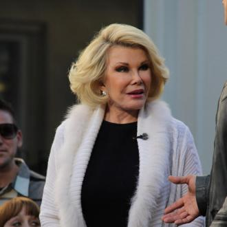 Joan Rivers' Heart Condition Frightened Her