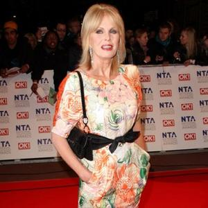 Joanna Lumley Models Necklace For Tigers