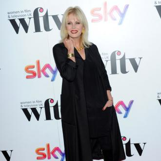 Joanna Lumley wants to be an 'old woman'