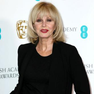 Joanna Lumley Recalls Awards Show Nerves