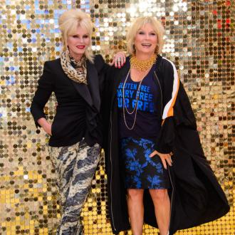 'Absolutely Fabulous: The Movie' Stylist Wanted Edina Monsoon To Have Four Camel Toes.