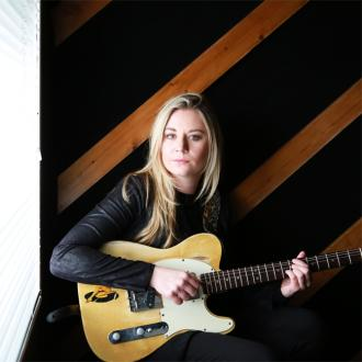 Joanne Shaw Taylor Wants To Work With Dave Stewart