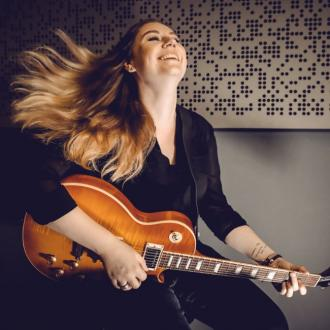 Joanne Shaw Taylor Wanted Prince Collaboration