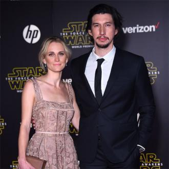 Adam Driver: 'Being in a film set is weird'