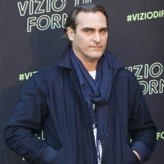 Joaquin Phoenix's Daddy Plans