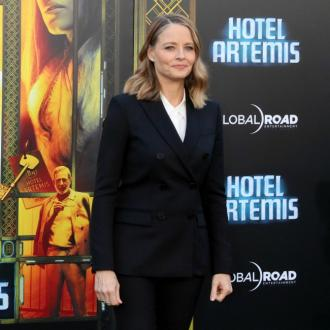 Jodie Foster shielded sons from fame