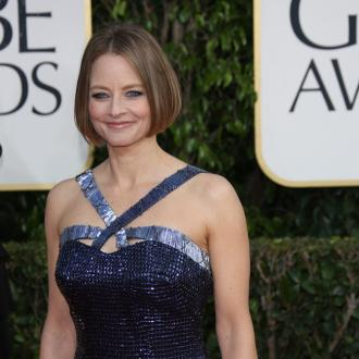 Jodie Foster is proud she came out at Golden Globe Awards